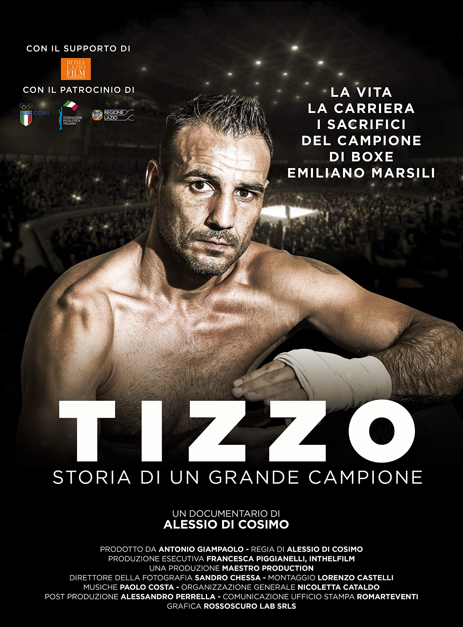 Tizzo. Life of a champion on Amazon Prime Video UK