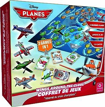 Cartamundi 100078977 - Juego de Mesa (en francés), diseño de Aviones: Amazon.es: Juguetes y juegos