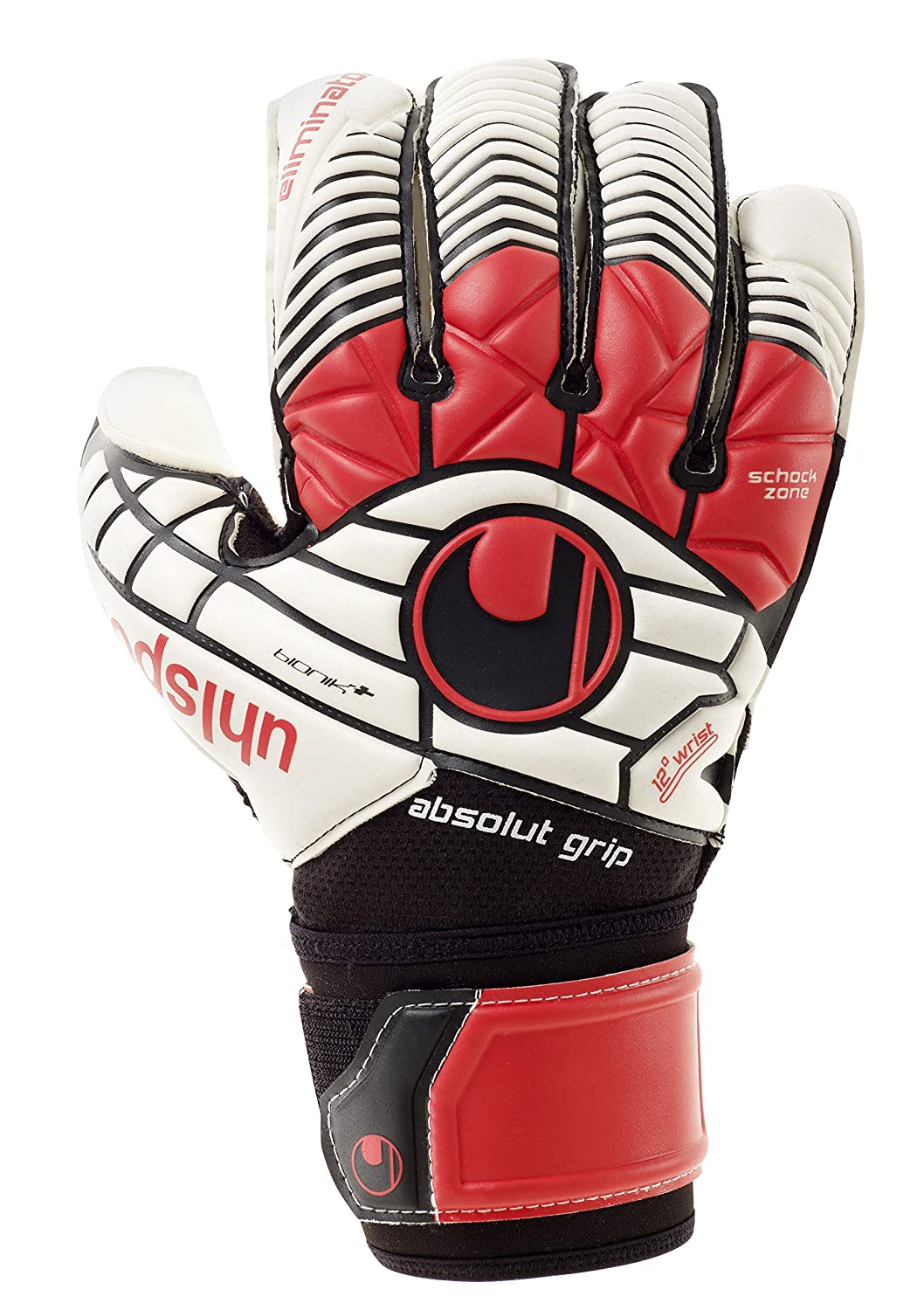 Uhlsport Handschuhe Eliminator ABSOLUTGRIP BIONIK Plus