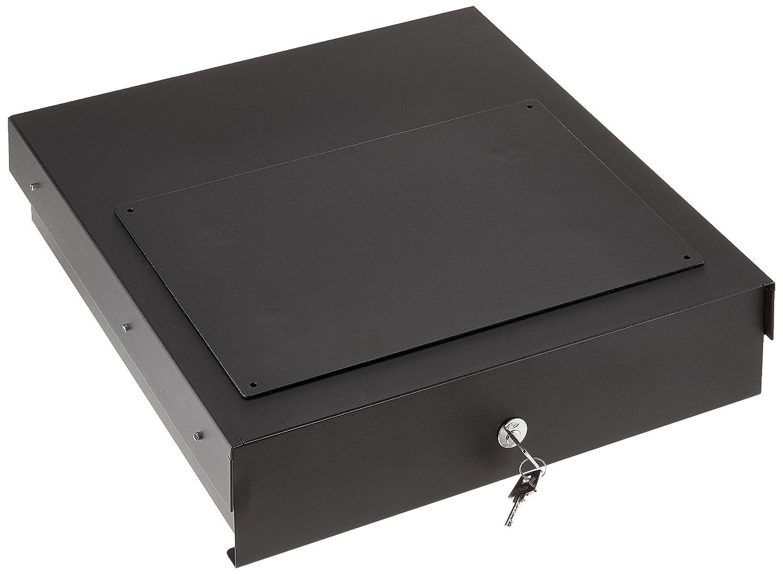 Arregui 22000-S1 Cassetta di sicurezza da cucina, colore: nero