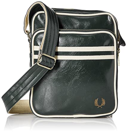 7c16c7824 Fred Perry Men's Classic Side Bag, Ivy Green: Amazon.in: Sports, Fitness &  Outdoors