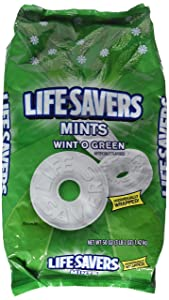 LifeSavers Wint O Green Mints - 50 oz. bag - SET OF 2