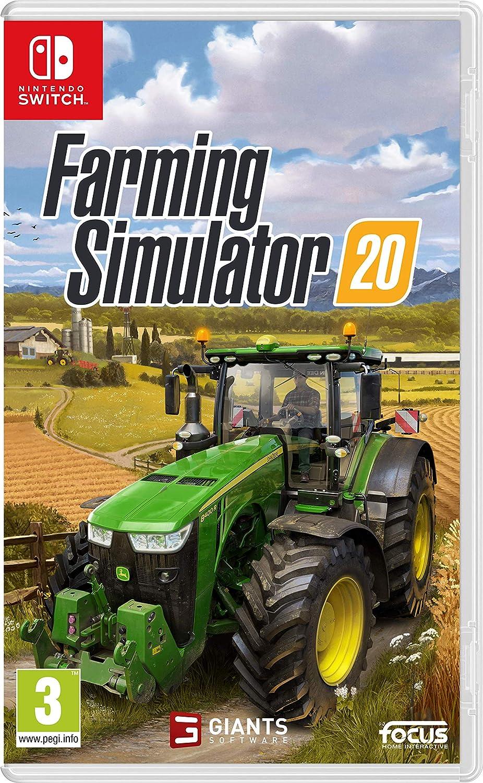 Farming Simulator 20 - Nintendo Switch [Importación inglesa ...