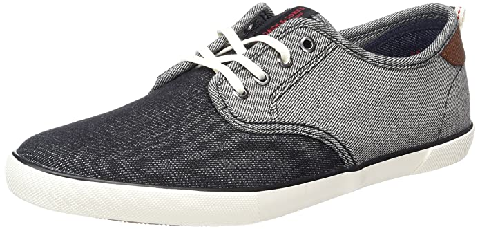 Mélange Denim Hommes Anthracite Baskets Bas-top Jack & Jones Zp9uDC