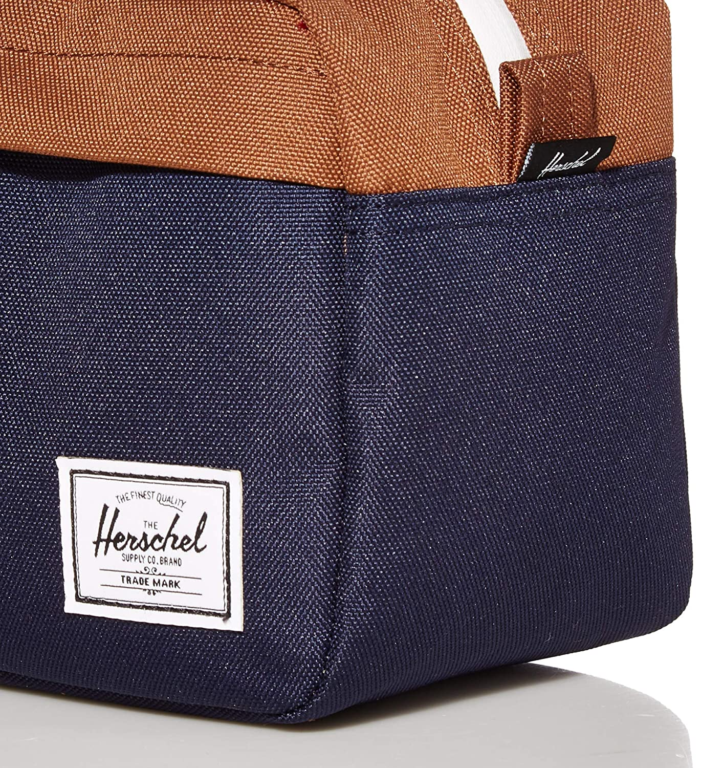 Herschel Supply Co Peacoat//Saddle Brown Trousse de Toilette Bleu - 10039-03266-OS