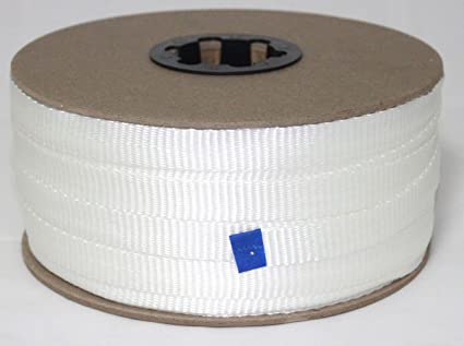 """USA Made 3//4/"""" x 3000/' 2500 Lb Polyester Mule Tape Pull Tape"""