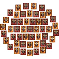 Twinings Bolsas Sabor de Four Red Fruits y Orange & Cinnamon para Hogar, Oficina, Desayunos, Aniversarios, Cumpleaños, Bienvenida, Cafeteria, 50g/Caja, 50 Bolsas (50 pack)