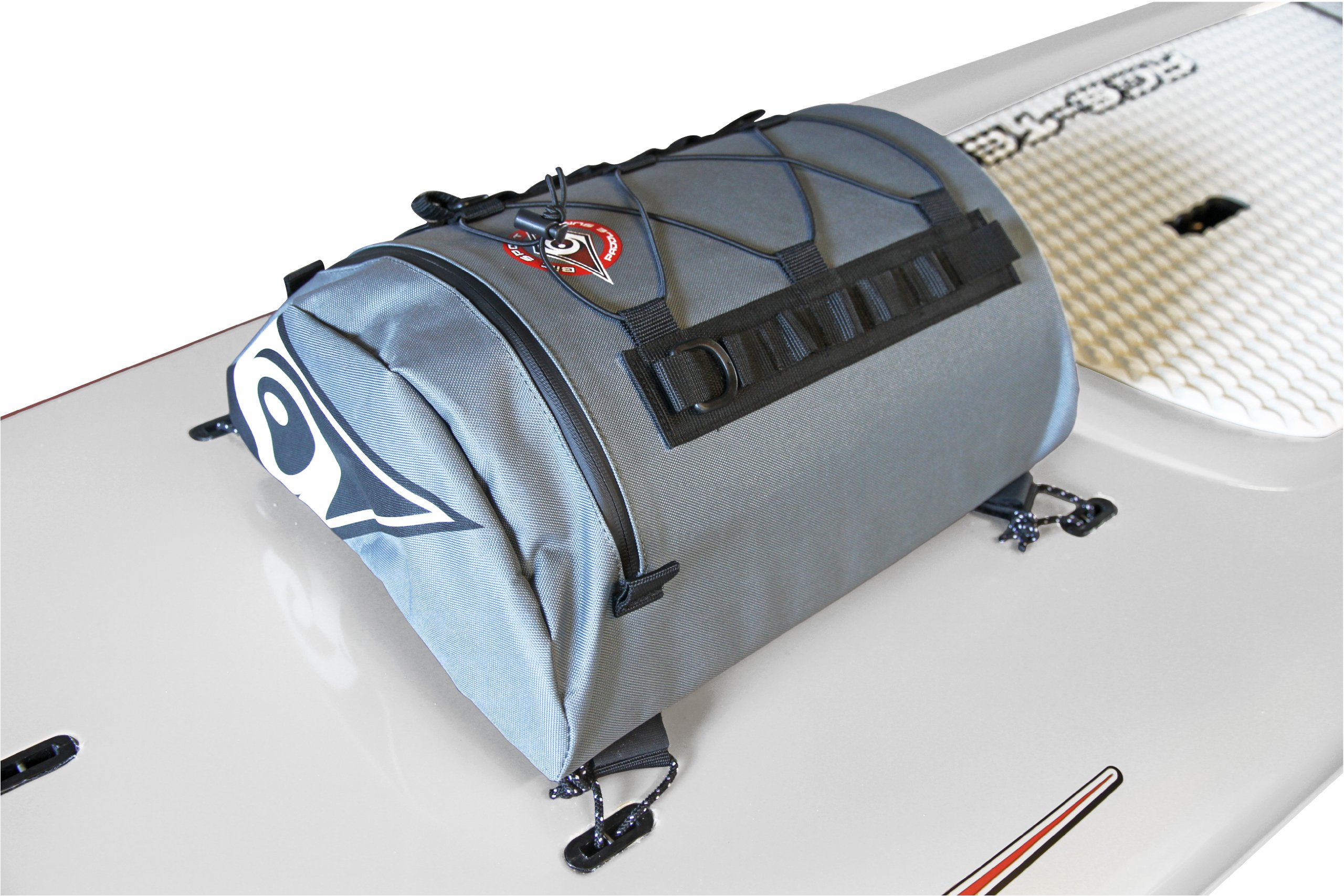 BIC Sport Stand Up Paddleboard Deck Bag, One Size Fits All, Grey