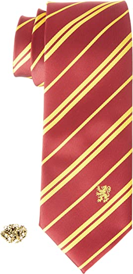 Cinereplicas - Harry Potter - Corbata con Broche - Edición Deluxe ...