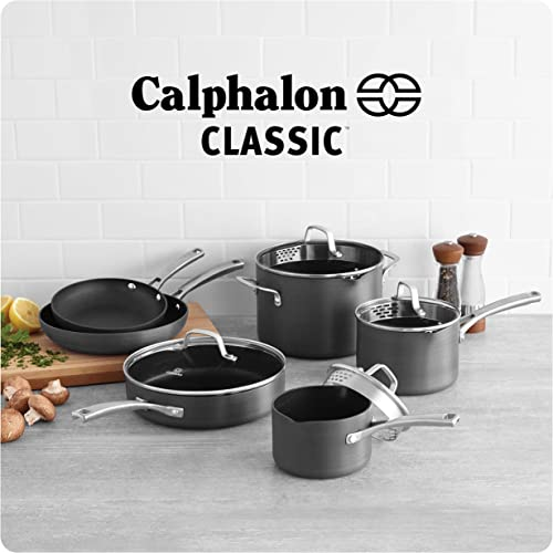 Calphalon Classic Non-stick 10 Piece Set Review