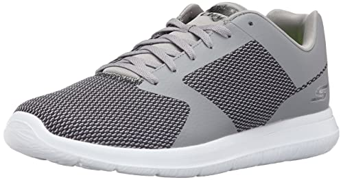 On-The-Go City 3, Zapatillas de Entrenamiento para Hombre, Negro (Black/Gray), 42.5 EU Skechers