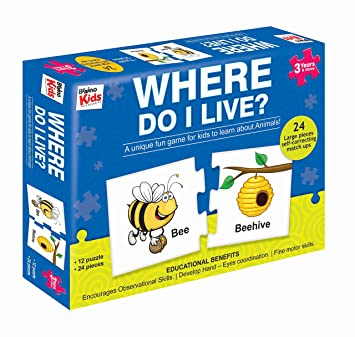 Buy Braino Kids Where Do I Live Online At Low Prices In India Amazon In What do i mean by that? buy braino kids where do i live