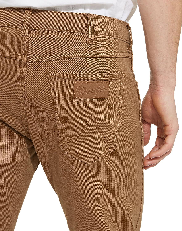 Wrangler Herren Greensboro Straight-Leg Hose