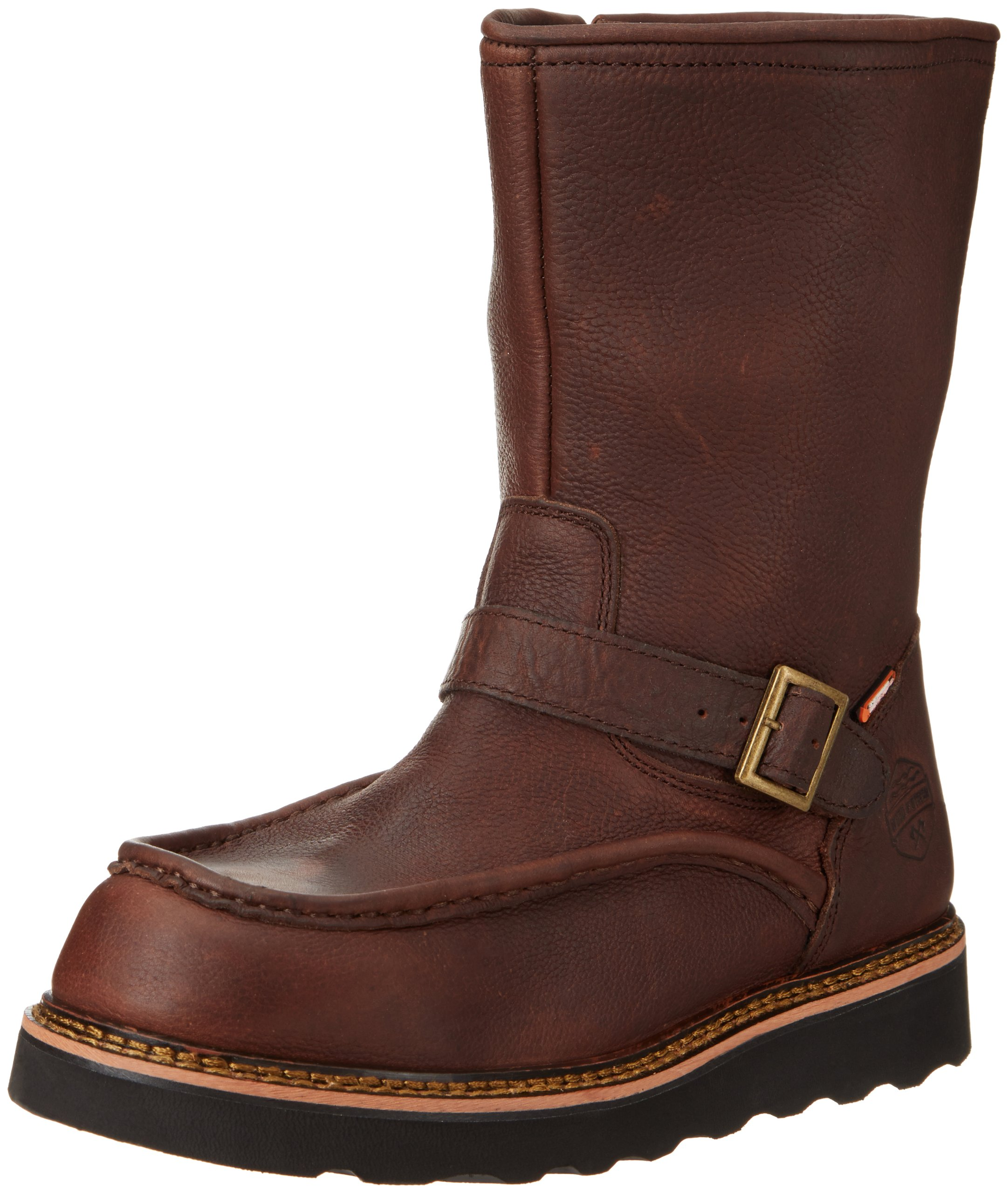 WOOD N' STREAM Men's 6005 Flyway Boot,Red Oak Brown,8 M US by WOOD N' STREAM
