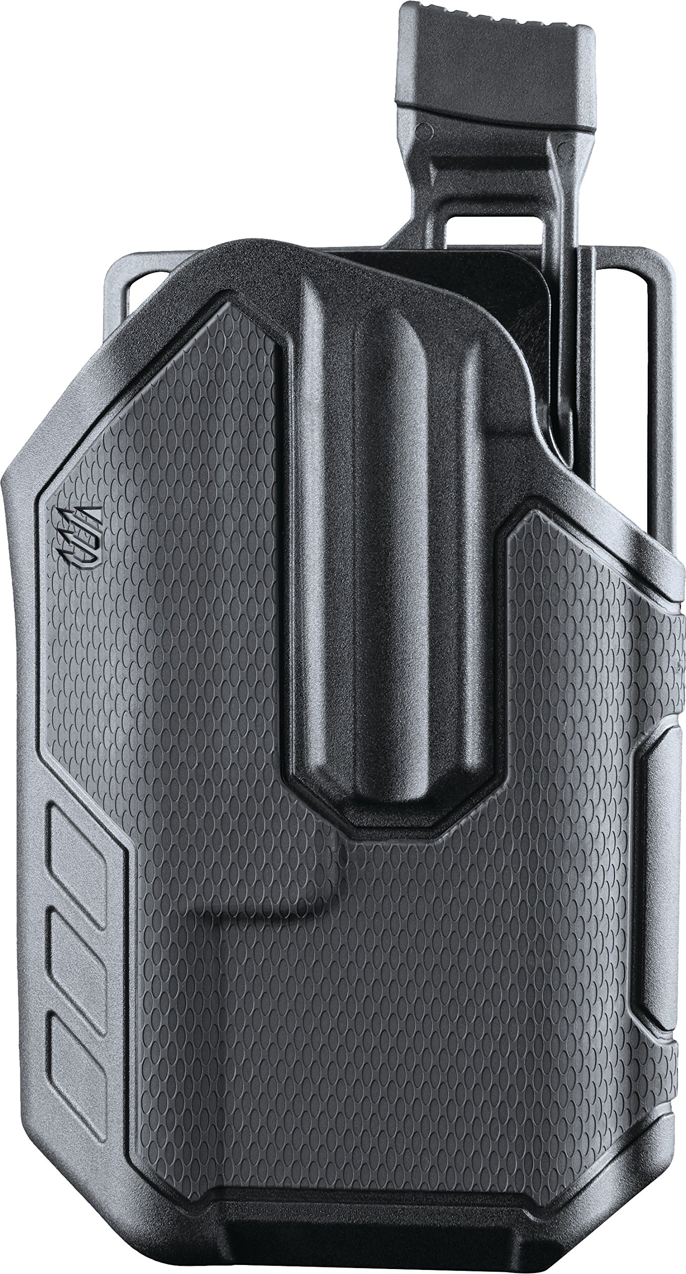 BLACKHAWK! Omnivore SL TLR1/TLR2 419002BBR Belt Holster Level 2 Retention, Right by BLACKHAWK!