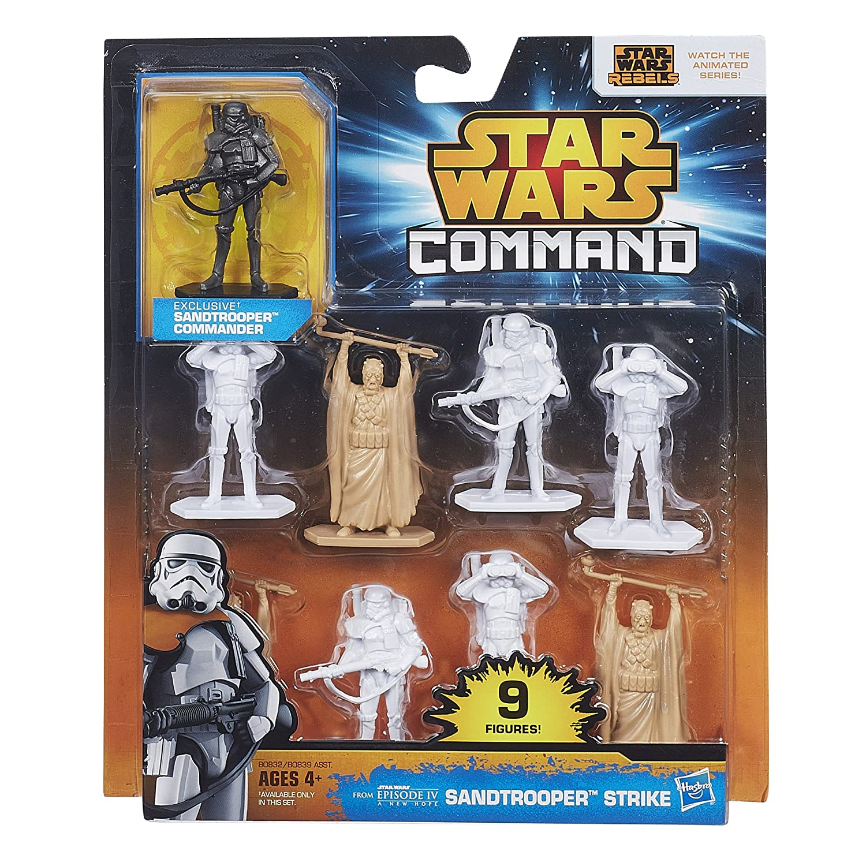 Star Wars Command Sandtrooper Strike Set