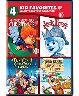 4 kid favorites holiday family fun - Classic Christmas Favorites