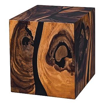 Amazon.com: My Swanky Home - Mesa de acento abstracta ...