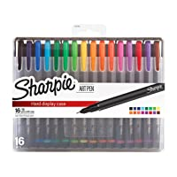 Deals on 16-Pack Sharpie Fine Point Art Pens
