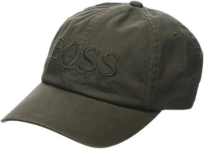 BOSS Men s Fritz Baseball Cap  Amazon.co.uk  Clothing be444d519b80