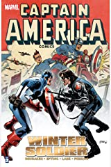 Captain America: Winter Soldier Vol. 2 Kindle Edition