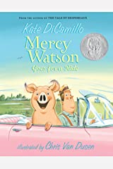 Mercy Watson Goes for a Ride Paperback