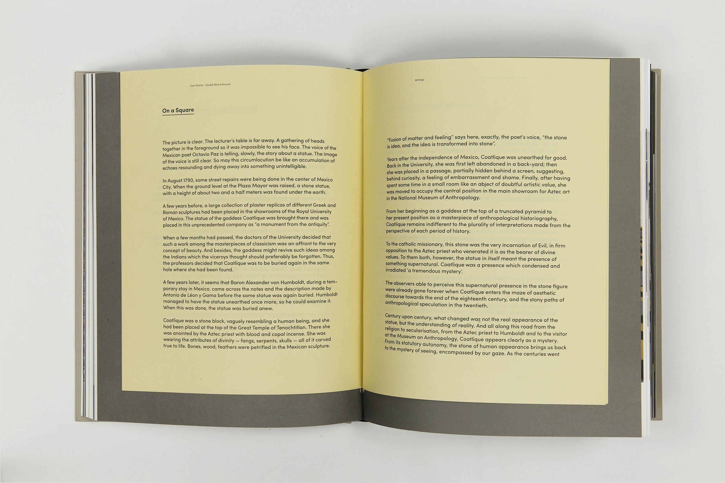 Buy Juan Munoz: Double Blind & Around Book Online at Low