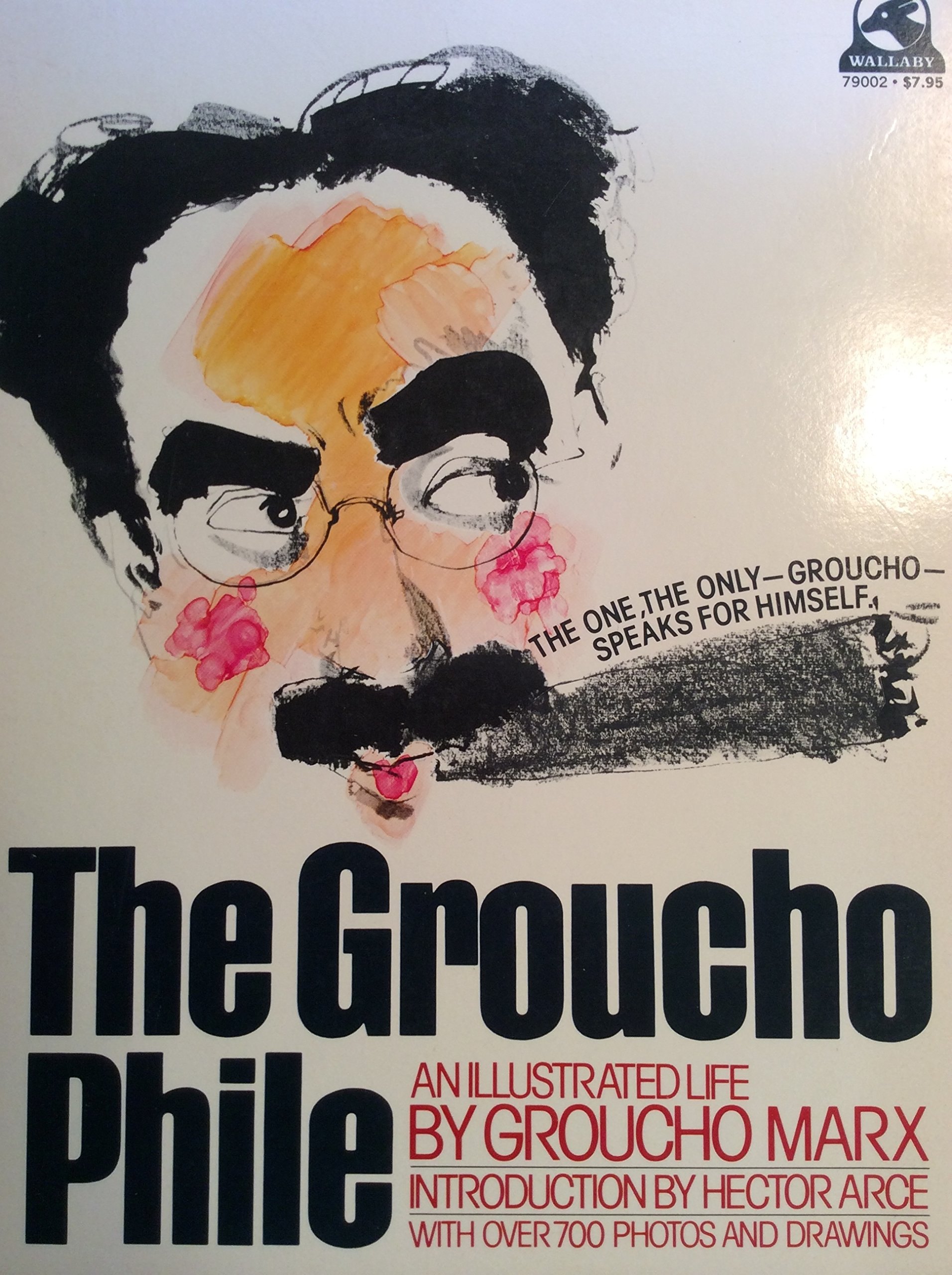 The Groucho Phile, Marx, Groucho with Hector Arce