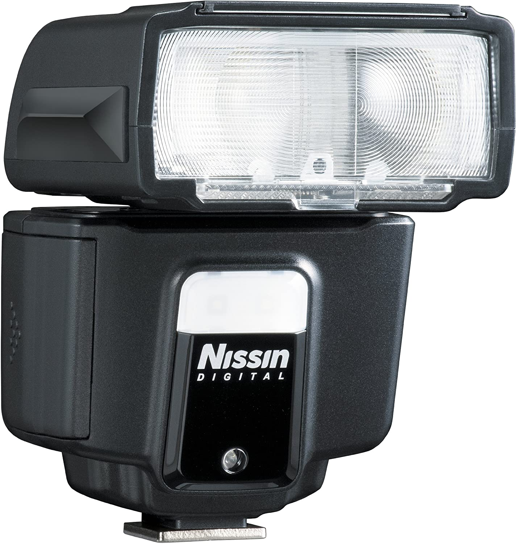 Professionale Testa Design molto compatto NISSIN Nuovo i40 Flash per Nikon