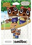 amiibo Animal Crossing Nepp und Schlepp