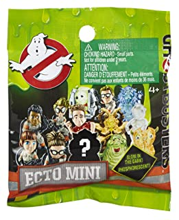 Ghostbusters ECTO Mini Figures Blind Packs (1x Random figure supplied) (Dispatched From UK) Chesterfield Toys DRT20