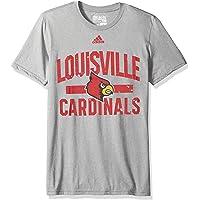 阿迪达斯 NCAA 男士运动健身服 S/S T 恤