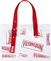 VILEBREQUIN (RED) LARGE BEACH BAG - One Size