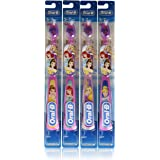 Oral-B Pro-Health Stages Disney Princess Manual Kid's Toothbrush, (Packaging May Vary) (Pack of  6)