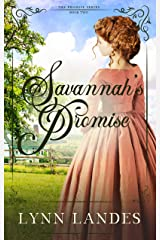 Savannah's Promise (The Promise Series- Book 2) Kindle Edition
