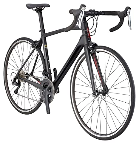 Schwinn Fastback Carbon Performance Road Bike for Advanced to Expert  Riders, Featuring 45cm/Extra Small Lightweight Carbon Fiber Frame and  Shimano 105