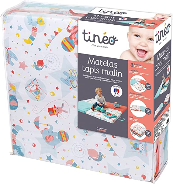 Tineo 604052 Materasso 3 in 1