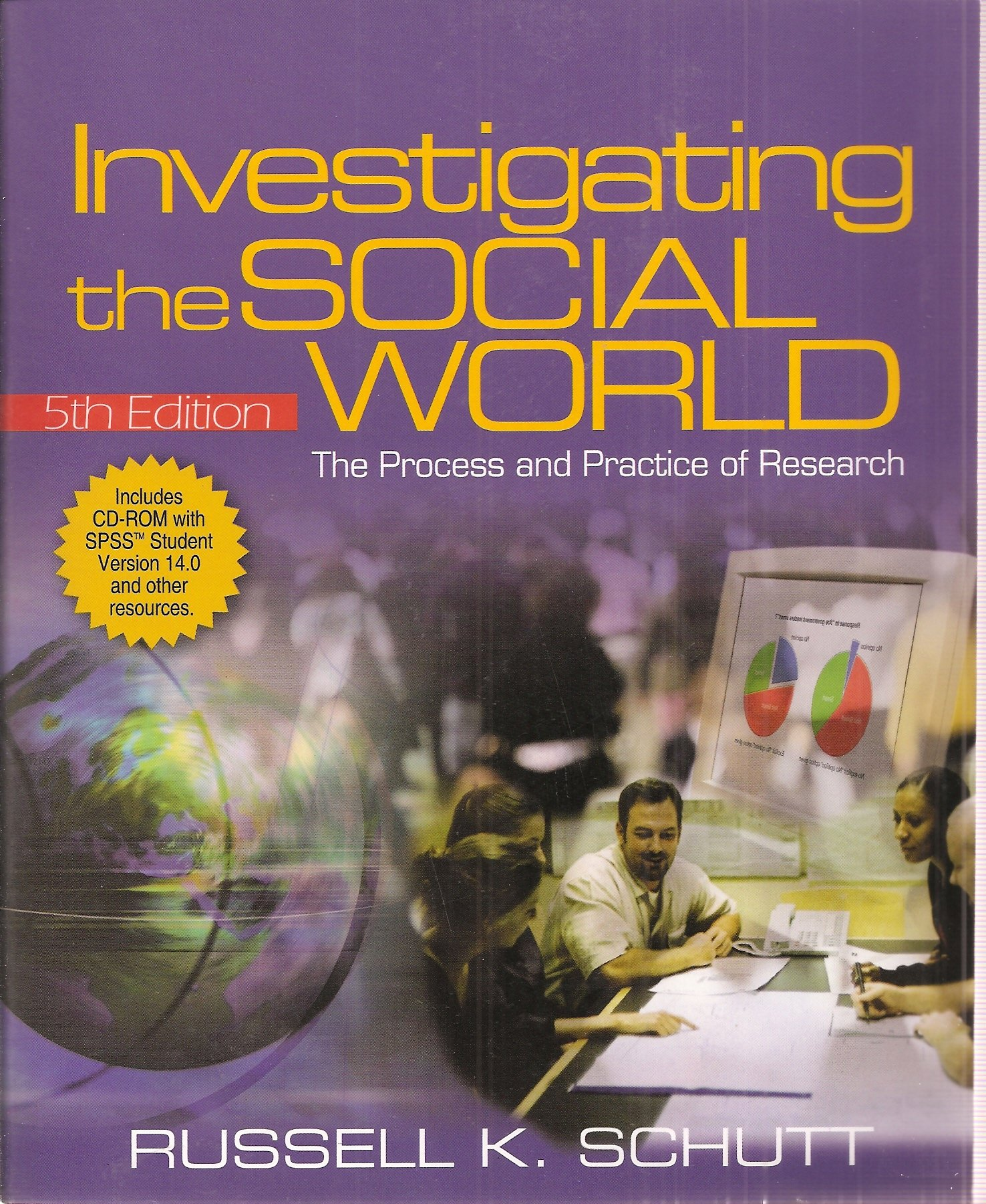 Read Online Investigating the Social World , 5th Edition, Includes CD-ROM with SPSS Student Version 14.0 and Other Resources pdf epub