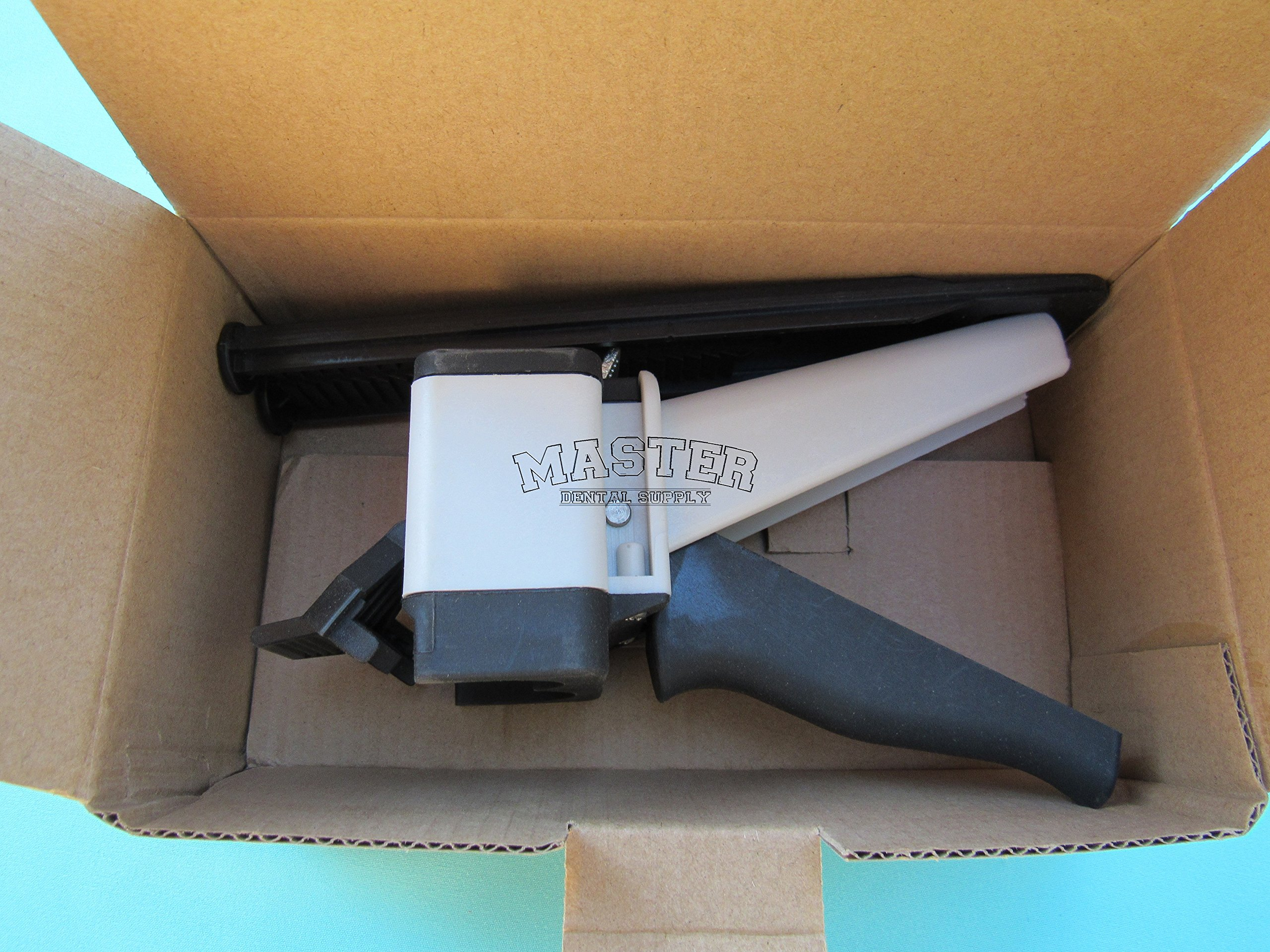 Dental Impression Material Universal Dispensing Dispenser Tool VPS Silicone 50 ml 1:1 Ratio