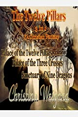 The Twelve Pillars Bundle: 3 in 1 YA Christian Fantasy Kindle Edition
