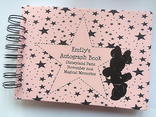 Autógrafo Personalizado Libros
