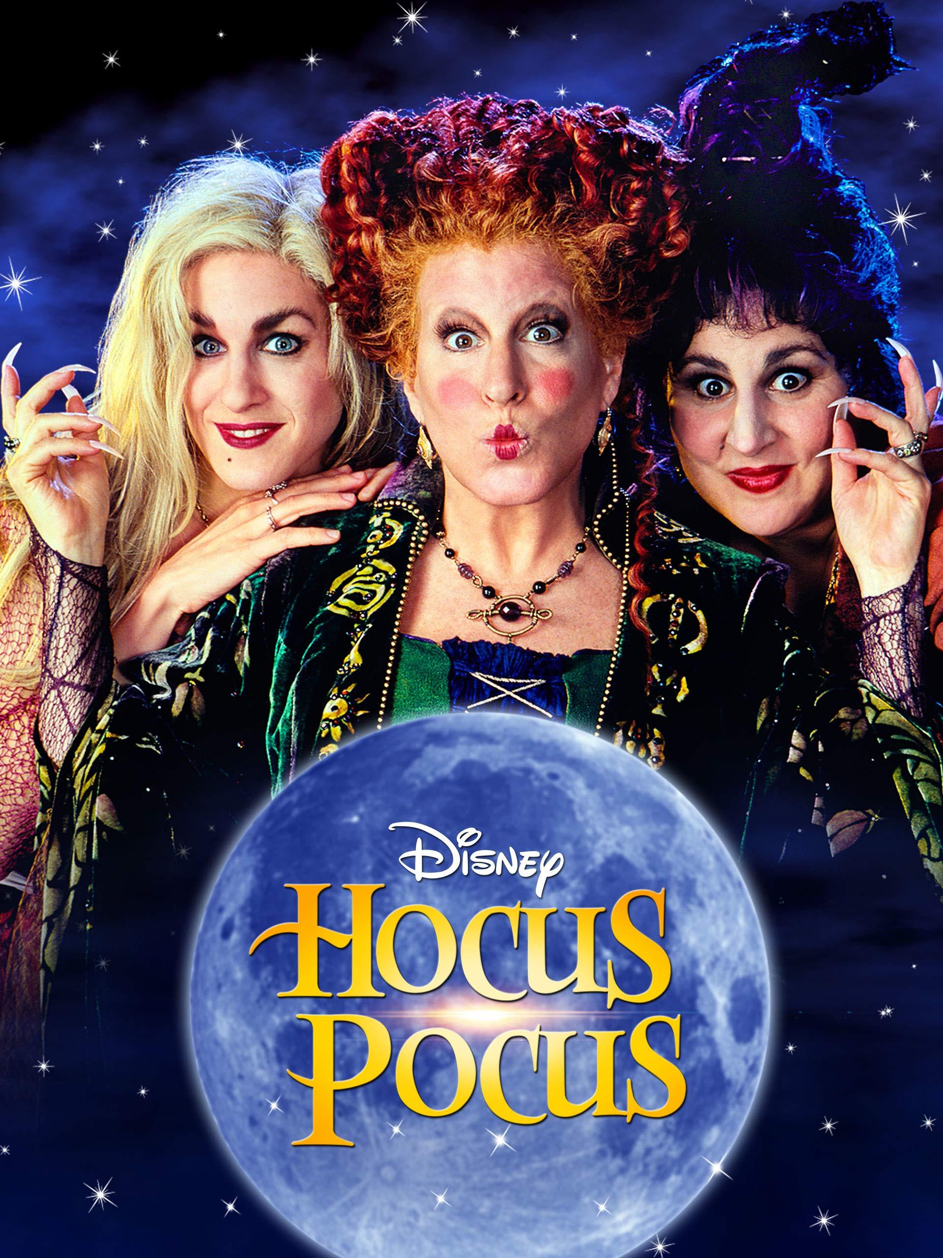 Amazoncom Watch Hocus Pocus Prime Video