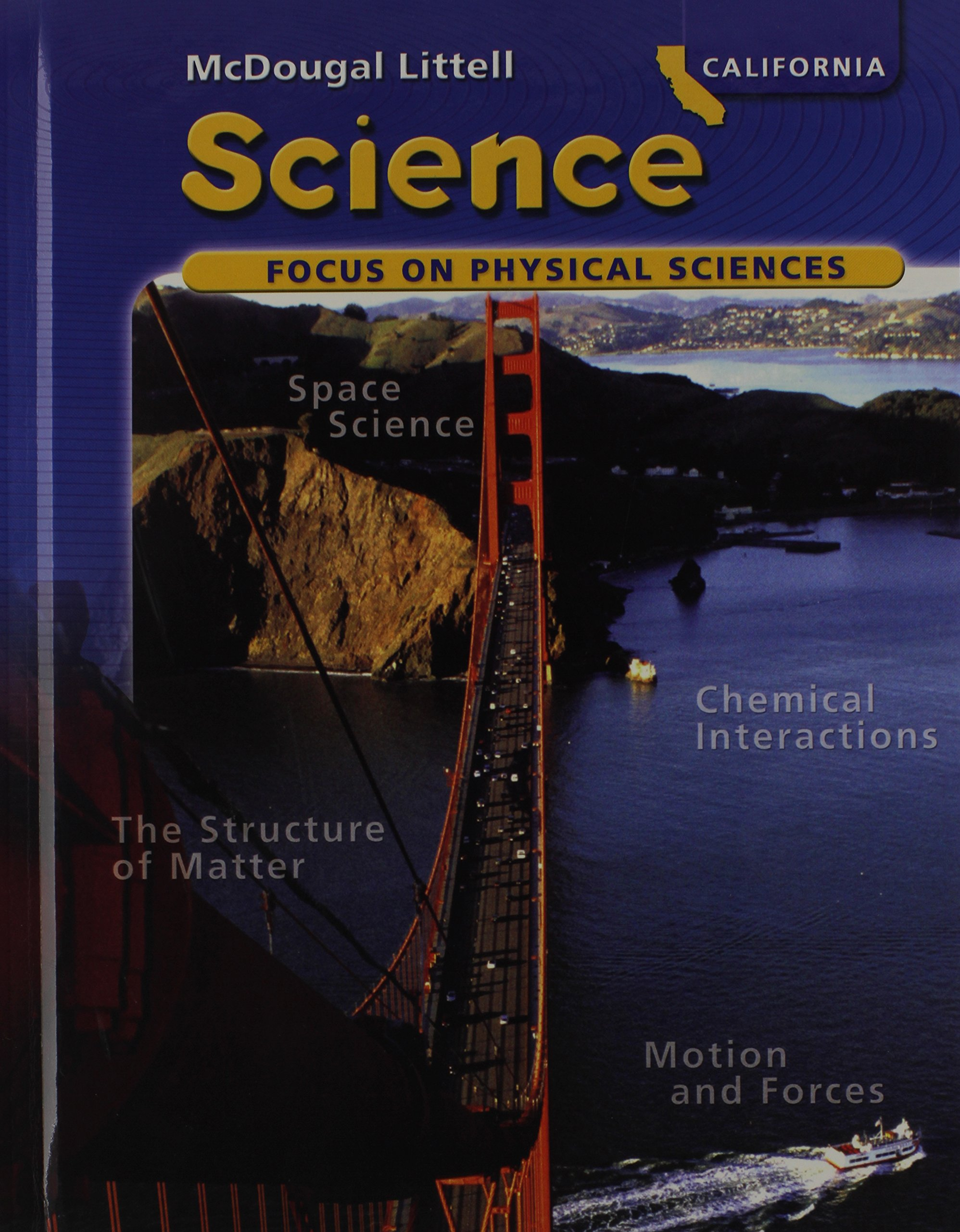 McDougal Littell Science: Focus on Physical Sciences ebook
