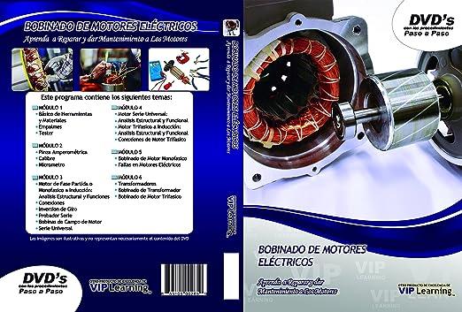 Amazon.com: Bobinado De Motores Electricos: Artist Not Provided: Movies & TV