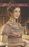 The Unconventional Governess (Harlequin Love Inspired Historical)