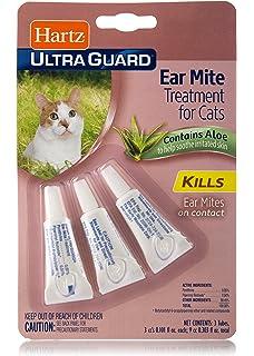 Amazon com : Pro-Sense Liquid Dewormer Solutions For Cats, 4