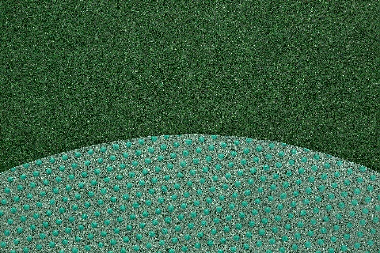 Andiamo Andiamo Andiamo Kunstrasen Field, Rasenteppich mit Drainage-Noppen, Festmaß Teppich Polypropylen grün 400 x 200 x 0,4 cm B00V2DXQD2 Teppiche c08b83