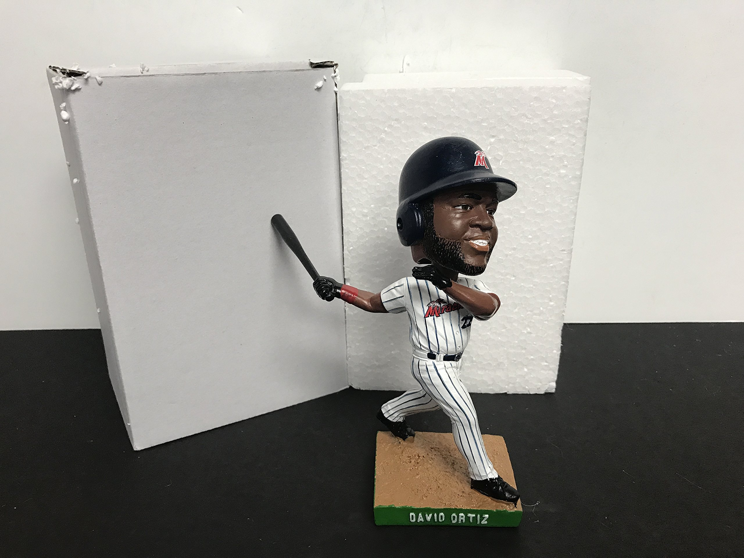DAVID ORTIZ Fort Myers Miracle 2017 Bobblehead SGA Limited Edition 1/500