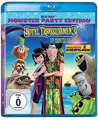Hotel Transsilvanien 3 - Ein Monster Urlaub [Blu-ray]: Amazon.de ...