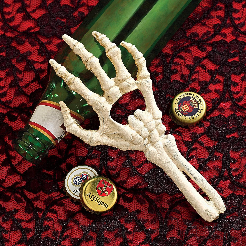 Design Toscano Skeleton Ghost Hand Bottle Opener SP2707